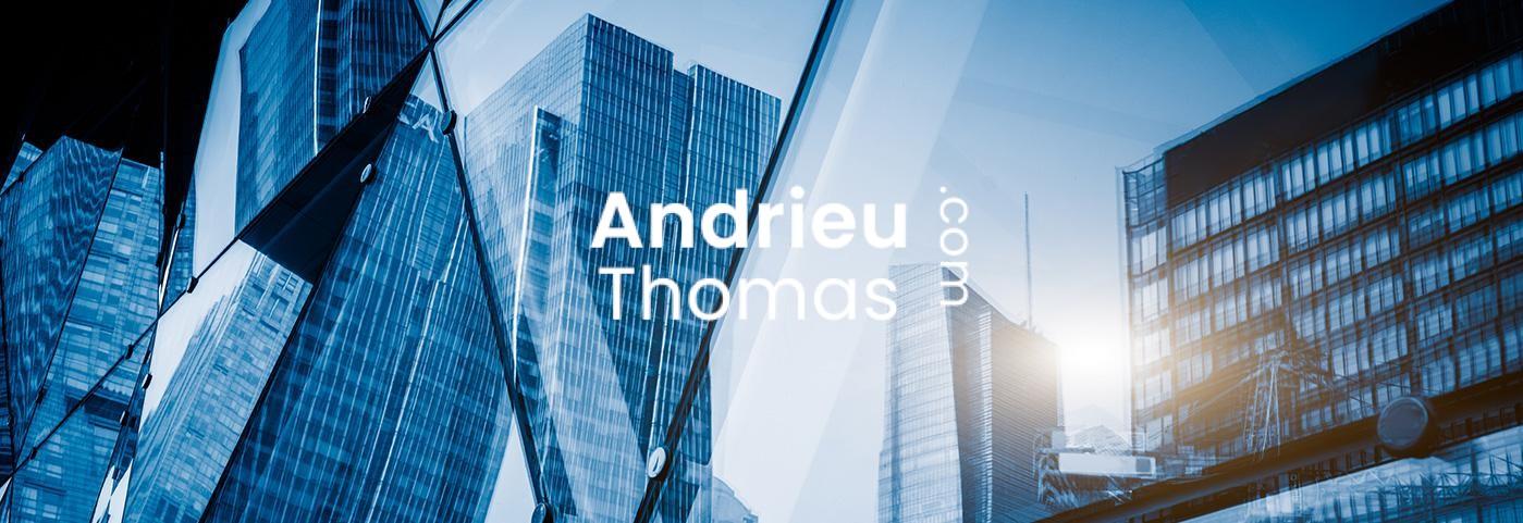 Lancement de andrieuthomas.com | Livres, articles, prévisions.
